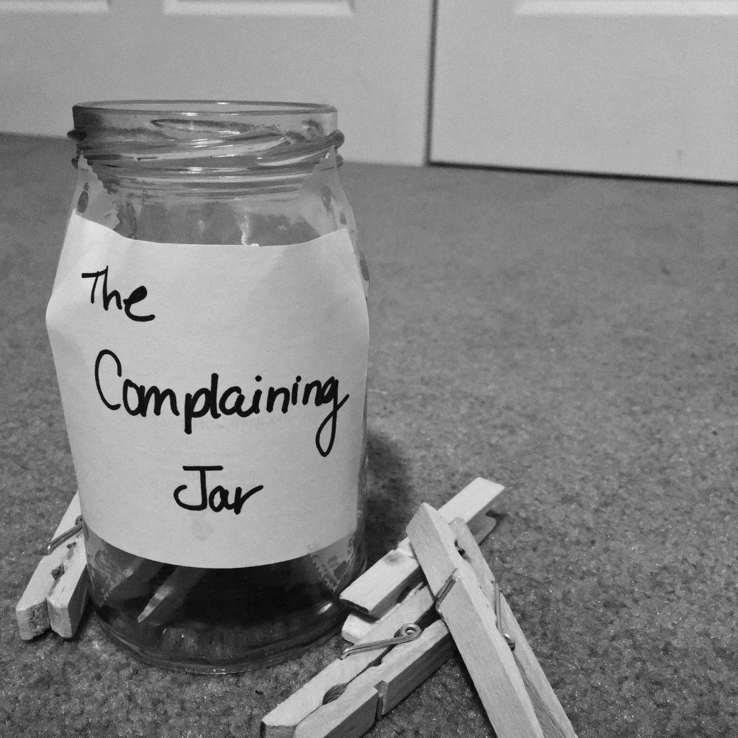 complaining Jar